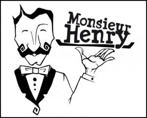 Logo Moniseur Henry